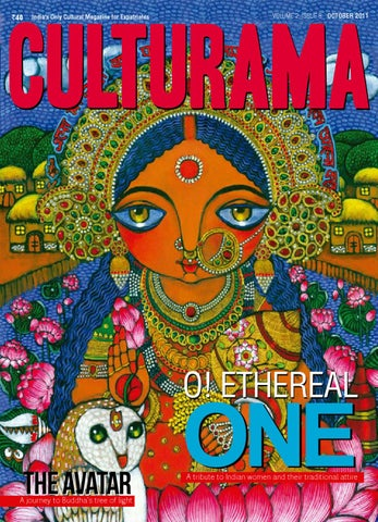 Culturama October 2011 by Ranjini Manian - issuu