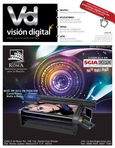 Vision Digital Octubre 2011 by Hugo Vidal Valtierra - issuu 08beaf942bc4b