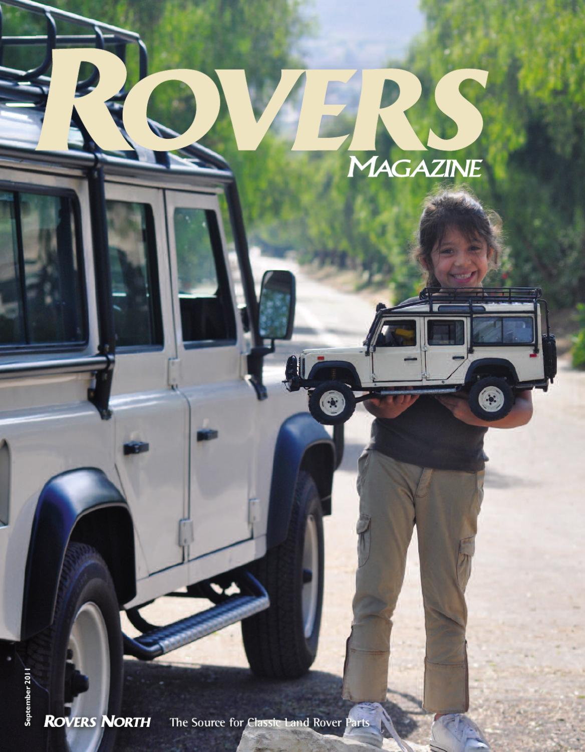Rovers Magazine Fall 2011 By Rovers North Issuu