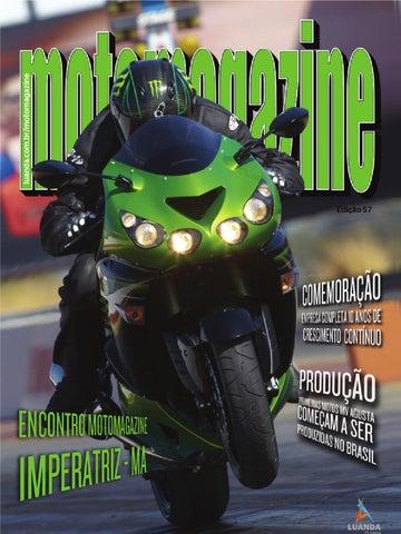 ba0f8ae6f21 Motomagazine 57 by Diego Lindelendil - issuu
