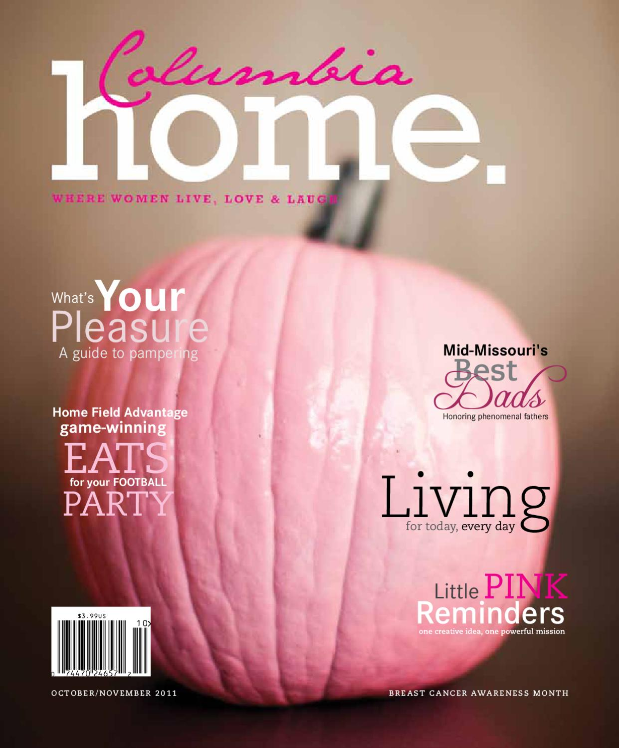 Columbia Home Magazine - October/November 2011 by Business Times ...