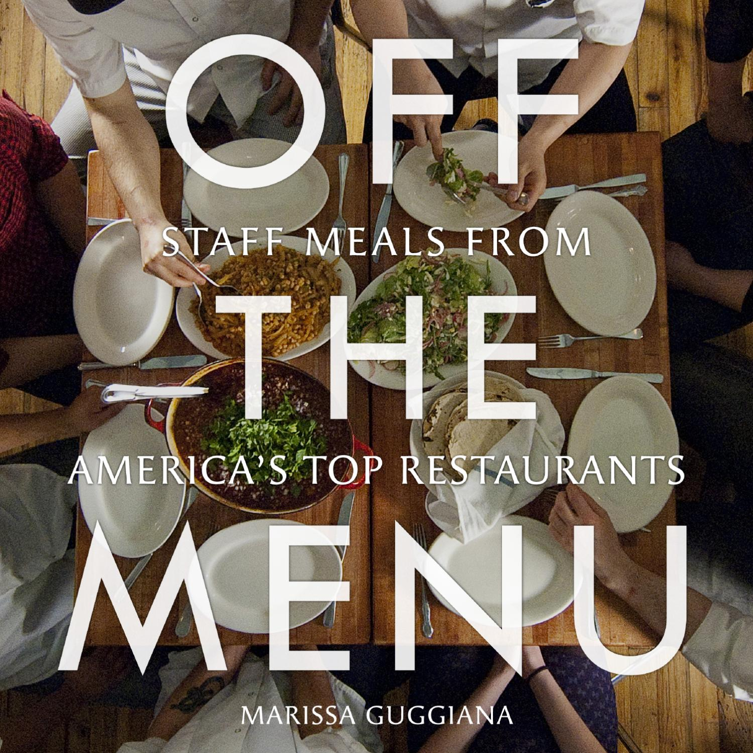 Off The Menu by Welcome Books - issuu