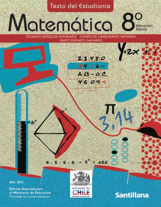Texto de Matemática para el estuduante by juan albornoz - issuu