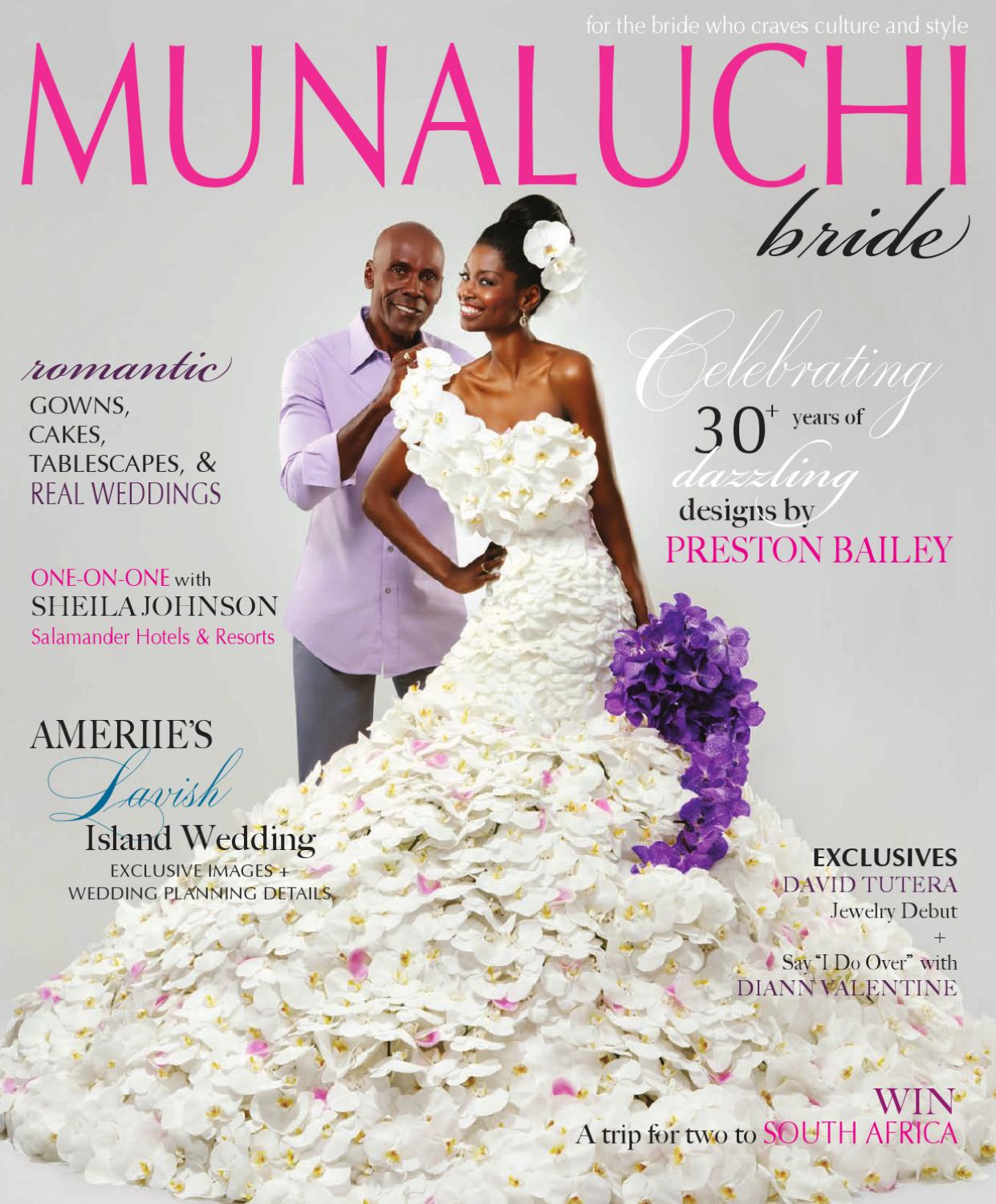 Fall Winter 2011 Edition By Munaluchi Issuu