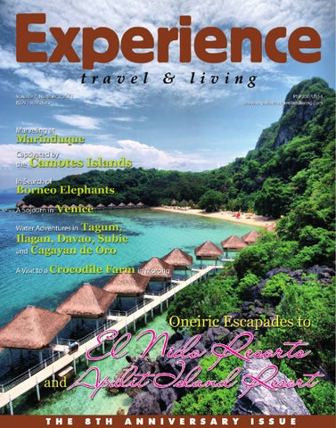 experience travel and living vol7 no3 2011 by experience