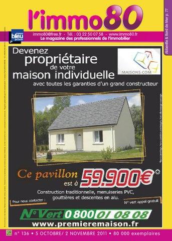 af9ab27659c7da L immo80 n°136 by Immo80 - issuu