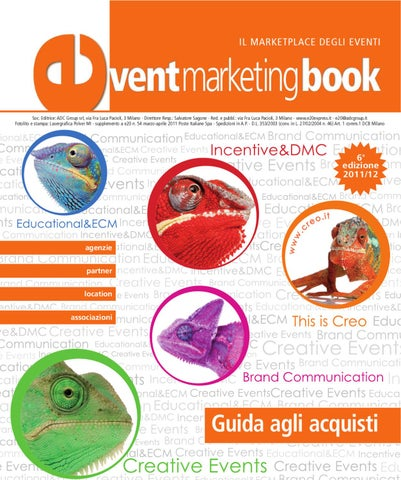 Event Marketing Book 2011 by ADC Group - issuu ea909027619