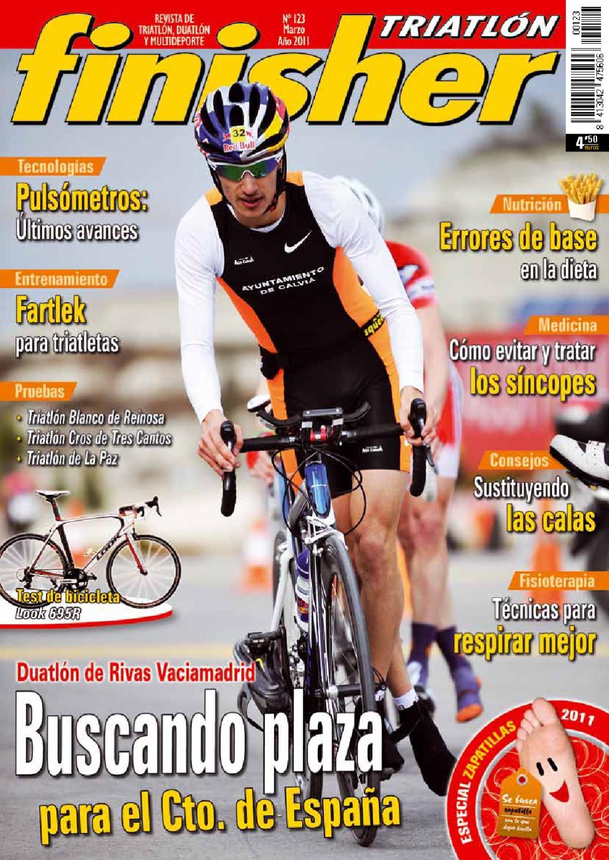 promo code 9eb6f 875ff Finisher Triatlón 123 by Luis Torrente Moreno - issuu