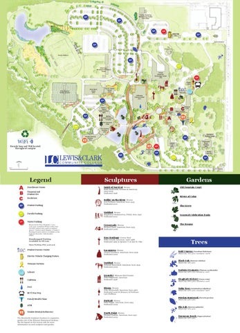 Lewis And Clark Campus Map Godfrey Campus Map by Lewis and Clark Community College   issuu