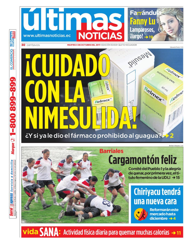 4 Oct 2011 by Últimas Noticias - issuu