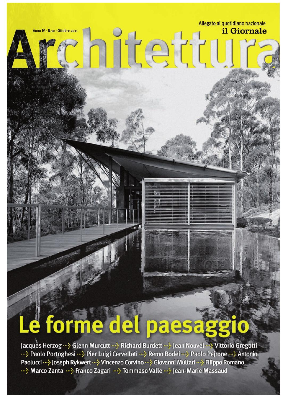 Facile Ristrutturare Opinioni Architetti architettura 10 2011 by foresite - issuu
