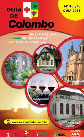2d2df082247ea Guia de Colombo by Guia de Colombo Ruas Mapas e Ceps - issuu