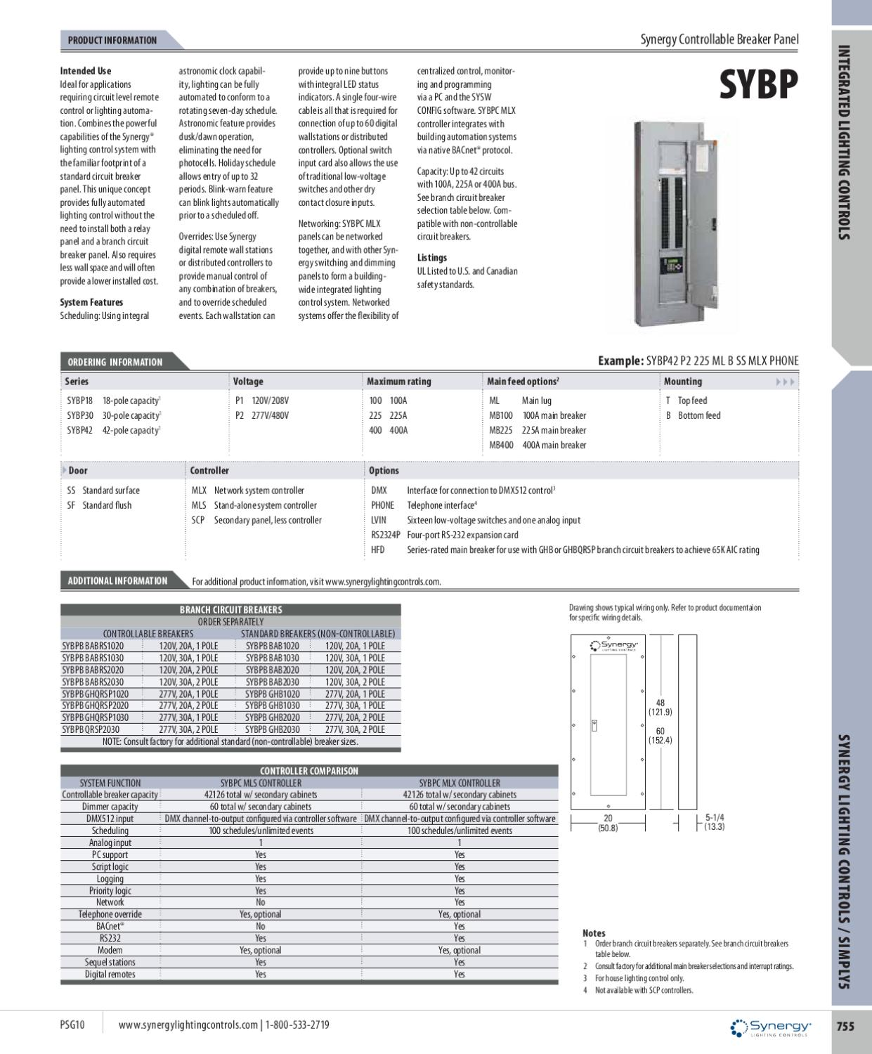 Synergy Lighting Controls Catalog By Alcon Issuu 42 What Happens When A Circuit Is On The Complete Lights