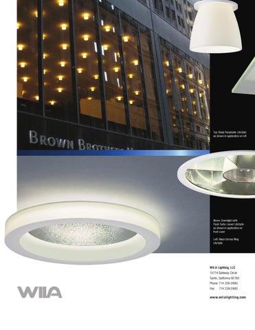 Wila Lighting Catalog By Alcon Issuu