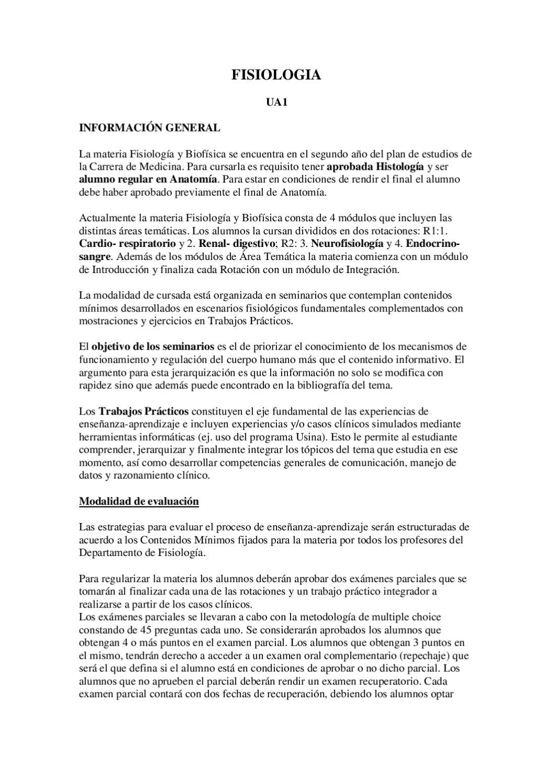 FISIOLOGIA UA1 Informacion General by Gabriel Ángel López - issuu