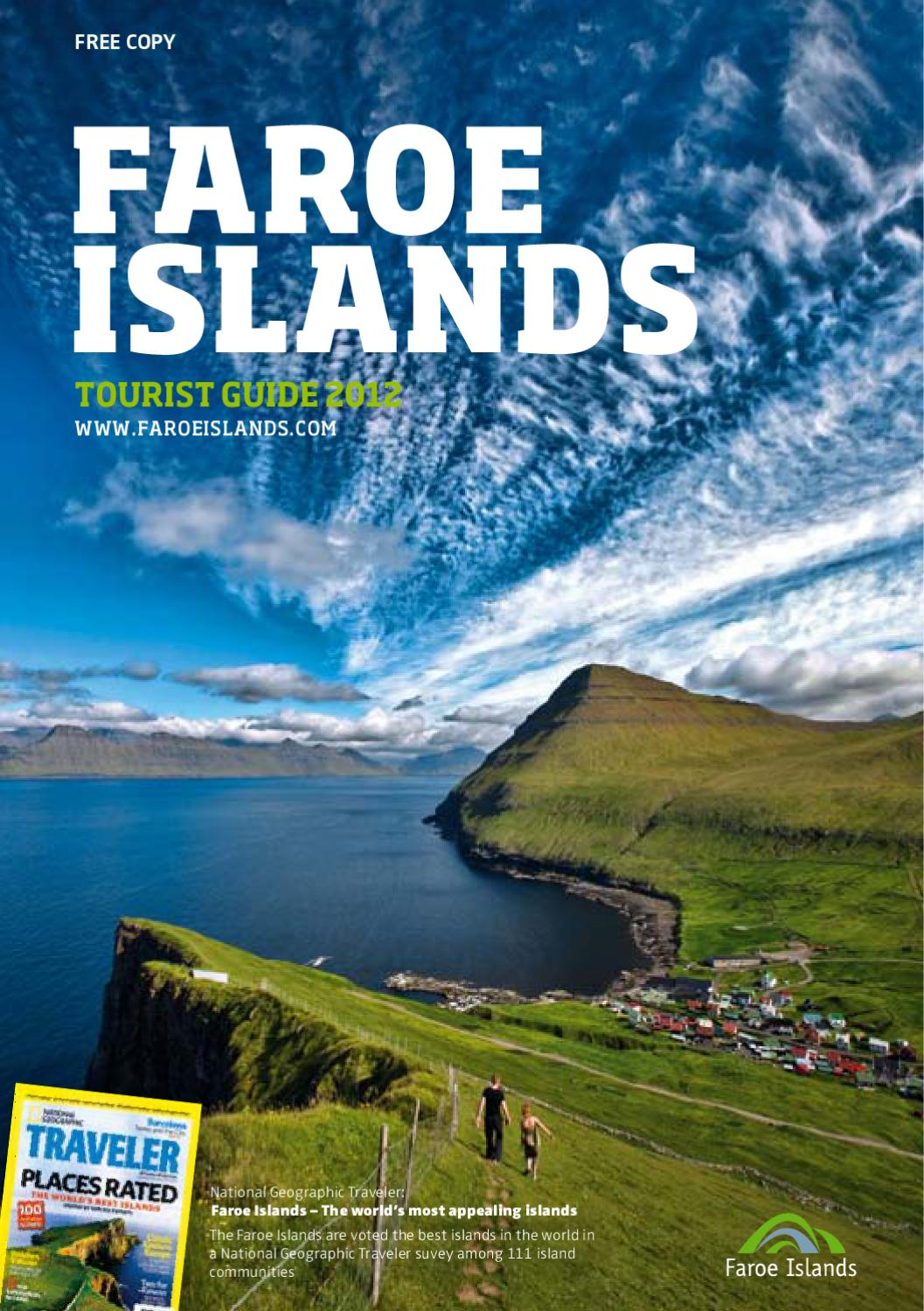 Islands Of The World Fashion Week 2012: Faroe Islands Tourist Guide 2012 By Sansir A/S