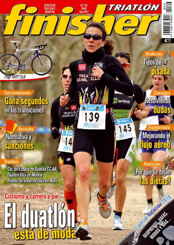 797c0a28cc3 Finisher Triatlón 124 by Luis Torrente Moreno - issuu