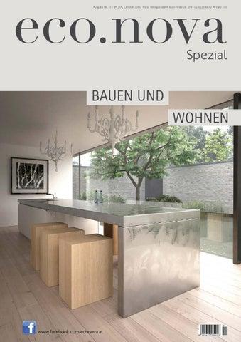 Eco.nova Spezial Bauen U0026 Wohnen By Eco.nova Verlags Gmbh   Issuu
