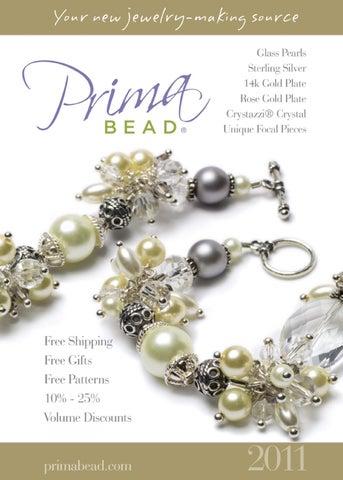 9b3934fcf161be 2011 Prima Bead Catalog by Prima Bead - issuu