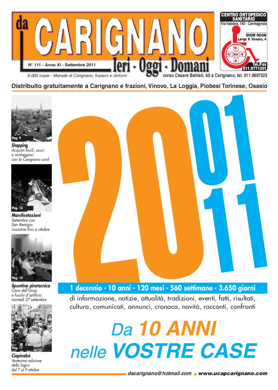 de852df4d4 Da Carignano Ieri Oggi Domani by Roberto Gho - issuu