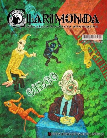78a976c932f Revista Clarimonda no.28  El Circo (7° Aniversario) by Manuel Noctis ...