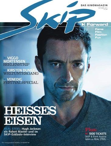 Skip Das Kinomagazin Oktober 2011 By Skip Media Gmbh Issuu