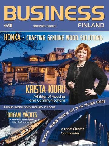 24faa958806807 Business Finland 4 2011 by Perhemediat Oy - issuu