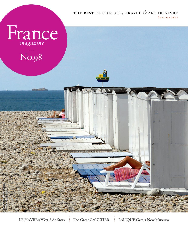 Jardin Ouvrier Le Havre france magazine #98 - summer 2011france magazine - issuu
