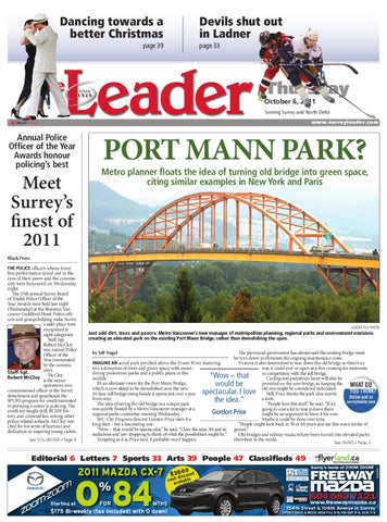 Thurs oct 6 2011 leader by surrey leader issuu page 1 sciox Choice Image