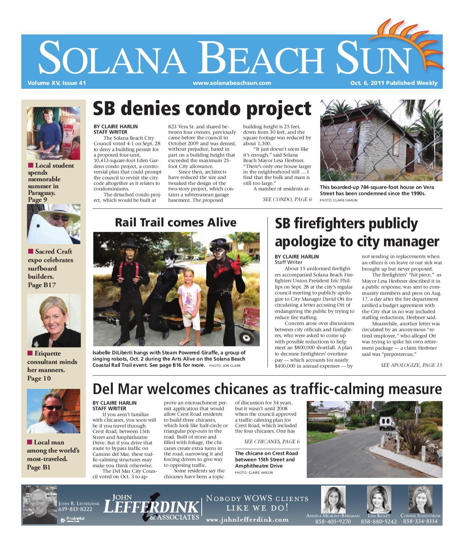a0966409011f 10-06-2011 Solana Beach Sun by MainStreet Media - issuu