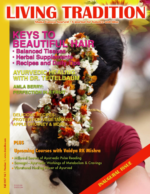 Living Tradition by Vaidya Mishra - issuu