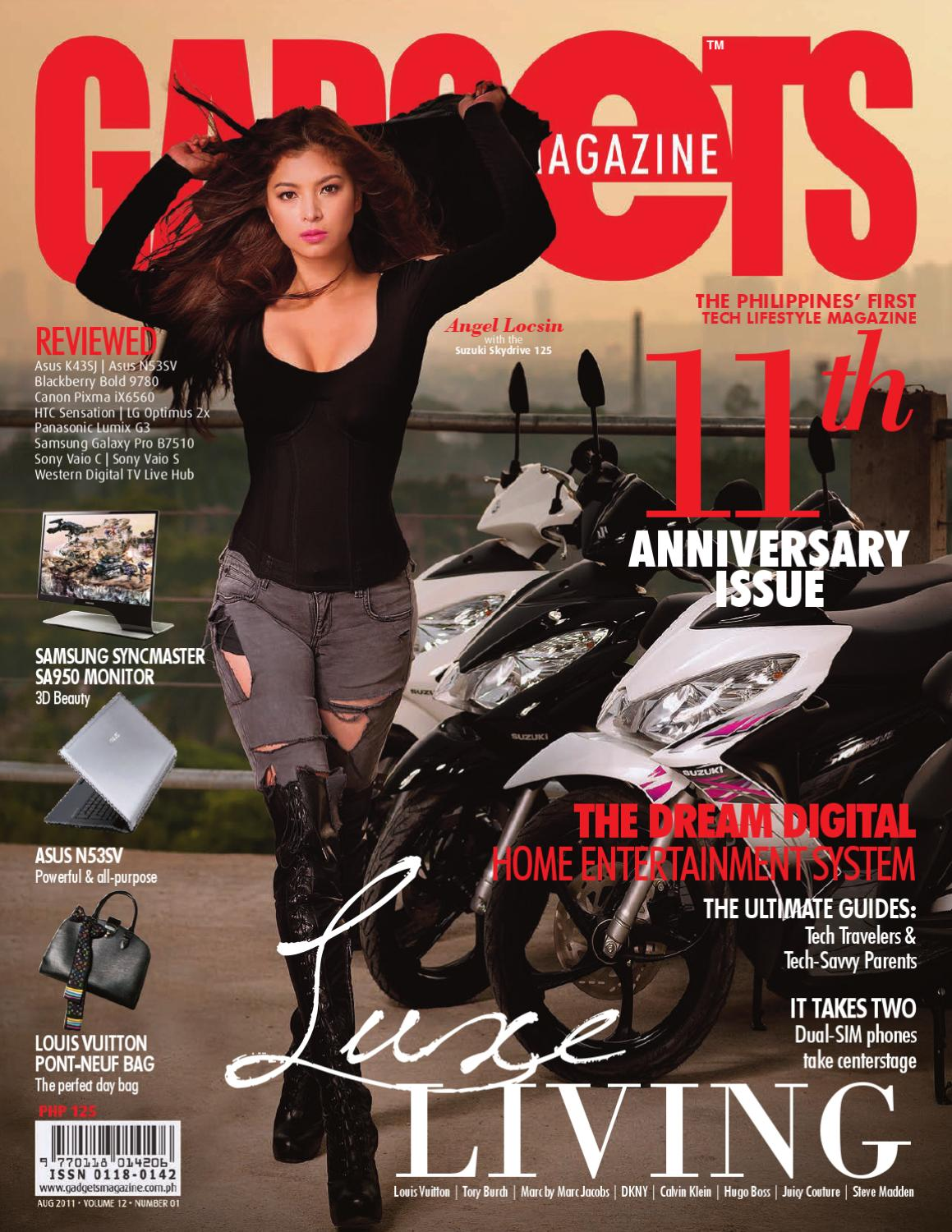 Gadgets Magazine Vol  12 No  01 (August 2011) by Gadgets