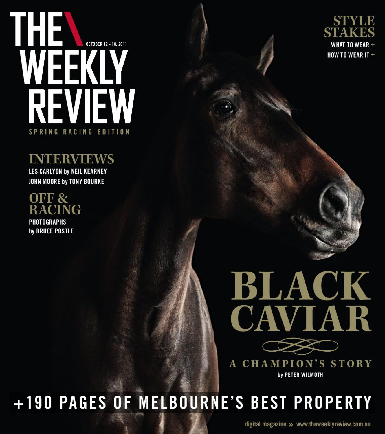 TWR-Stonnington-20111012-Edition73 by The Weekly Review - issuu