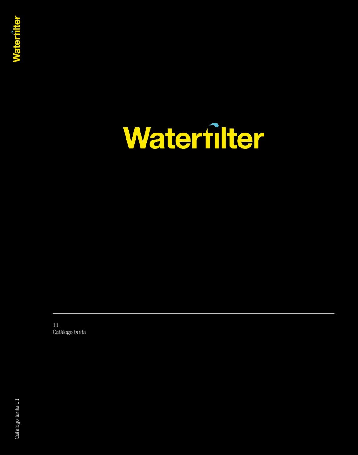 waterfilter 2011 by Suministros Dominguez - issuu