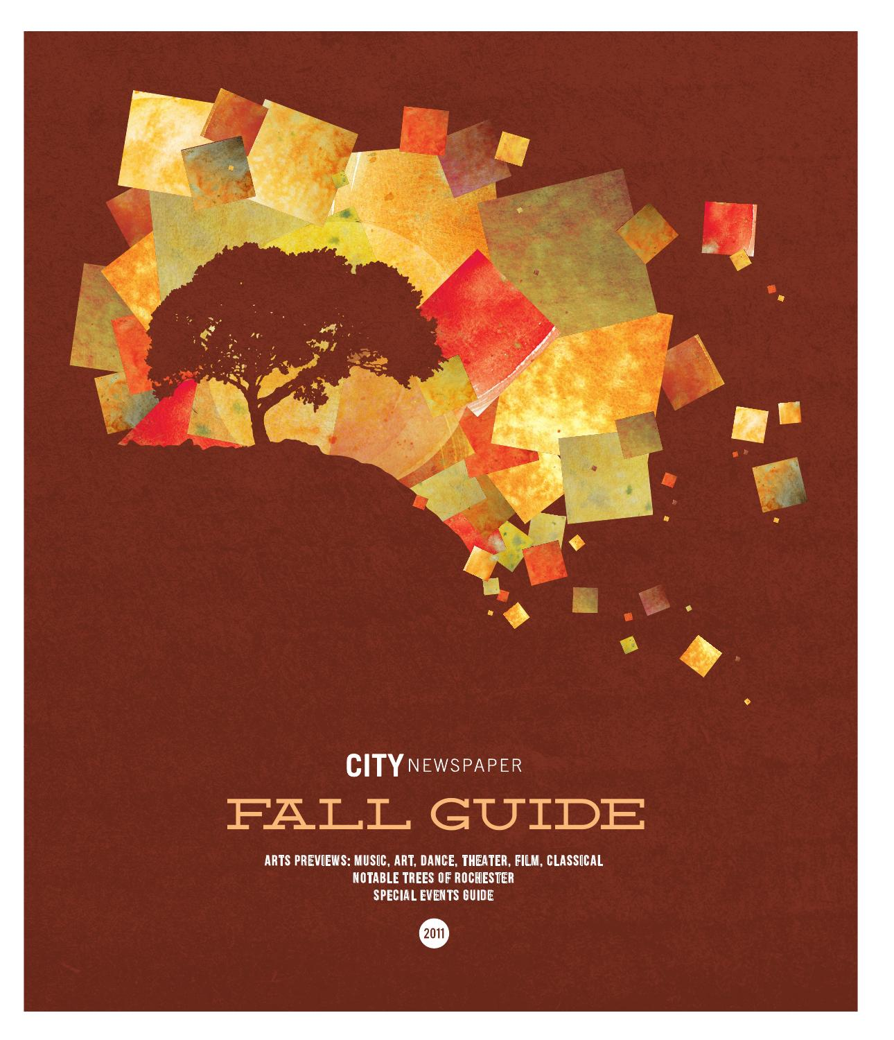 e47ed5031cfd Fall Guide 2011 by Rochester City Newspaper - issuu
