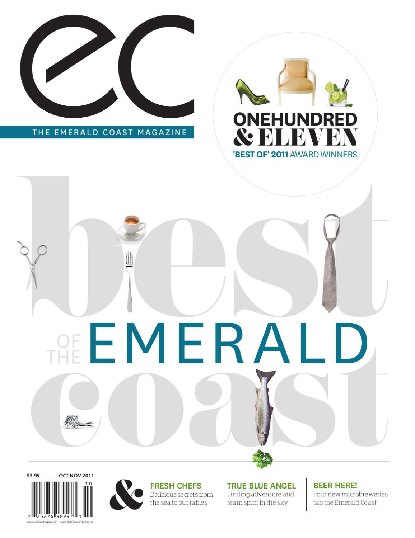 emerald coast magazine october november 2011 by rowland publishing rh issuu com