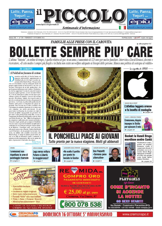 Il Piccolo Giornale di Cremona by promedia promedia - issuu 31517149a2cb