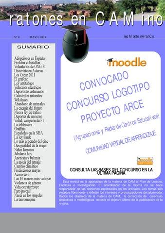 ratones en CAMino 6 by manuel garcia - issuu