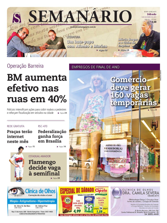 08 10 2011 - Jornal Semanário by jornal semanario - issuu 62b20d864e7a4