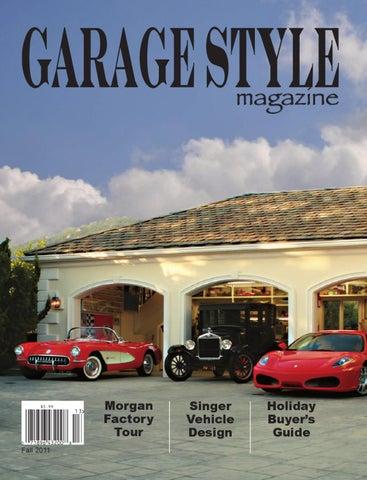 Garage Style Magazine
