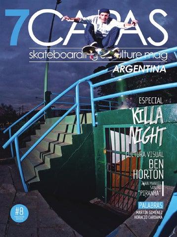 7capas Skateboarding   Culture Magazine Edición  8 by 7capas ... 42c283aeeda