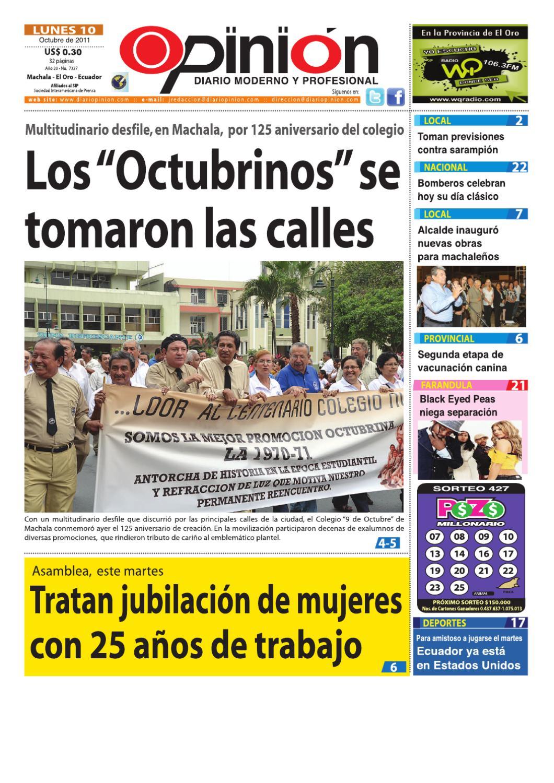 Diario Opinion - Edicion Impresa by Diario Opinion - issuu fde1e791d4f6