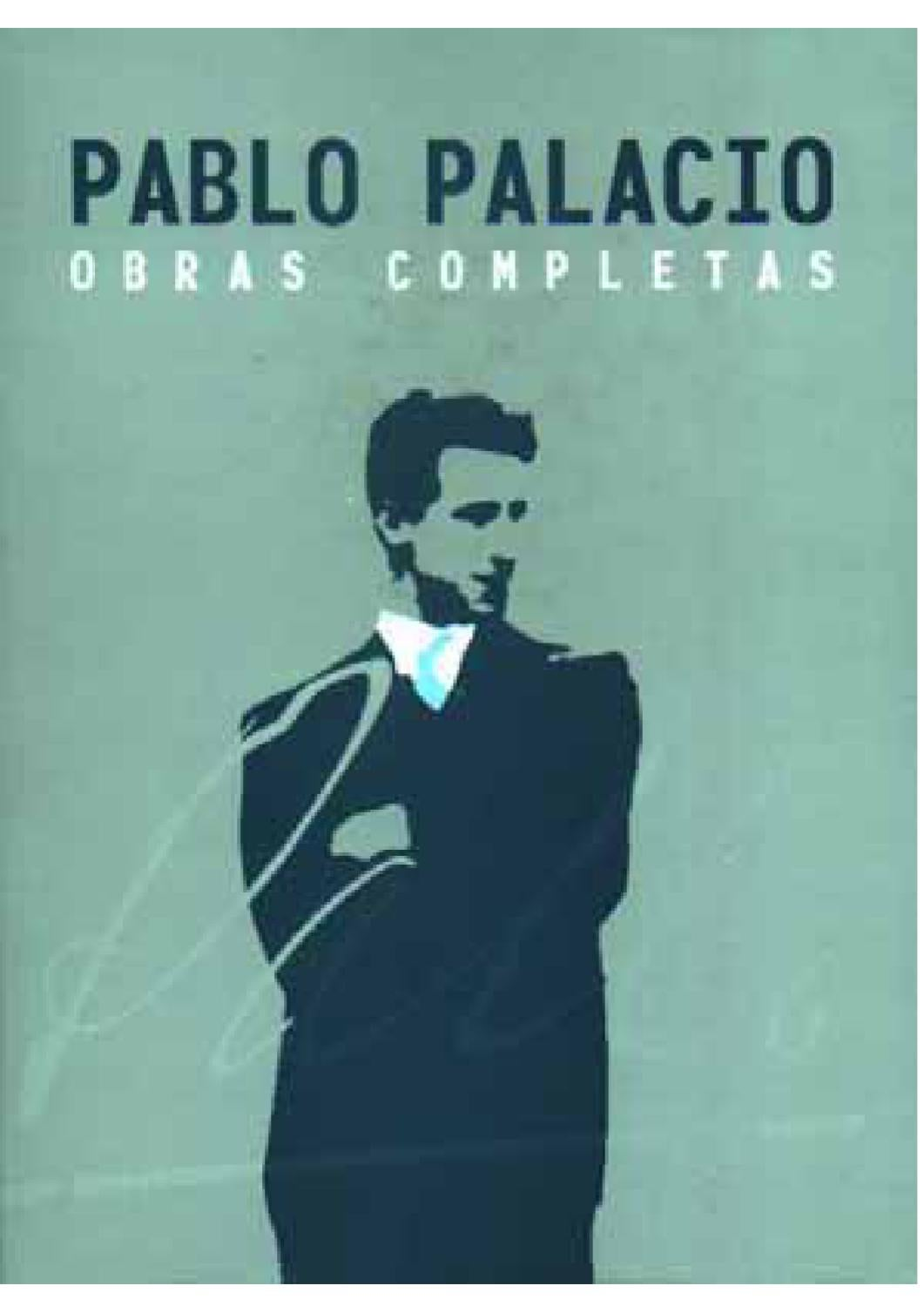 Palacios Onorato Cecilia Obras By Issuu CompletasPablo WIYED9eH2