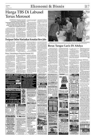 Waspada Senin 10 Oktober 2011 By Harian Waspada Issuu
