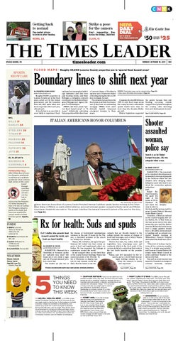Times Leader 10 2011 By The Wilkes Barre Publishing Company