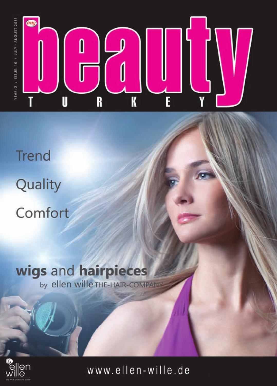 2010'da Trend : Doğal Görünümlü Saçlar