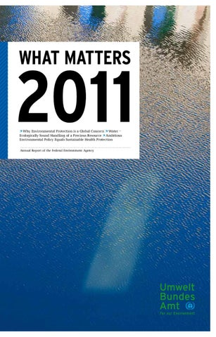 What matters 2011 by Andreas Haupt - issuu