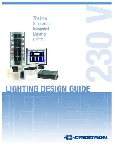 lighting design guide 230v by taketek issuu
