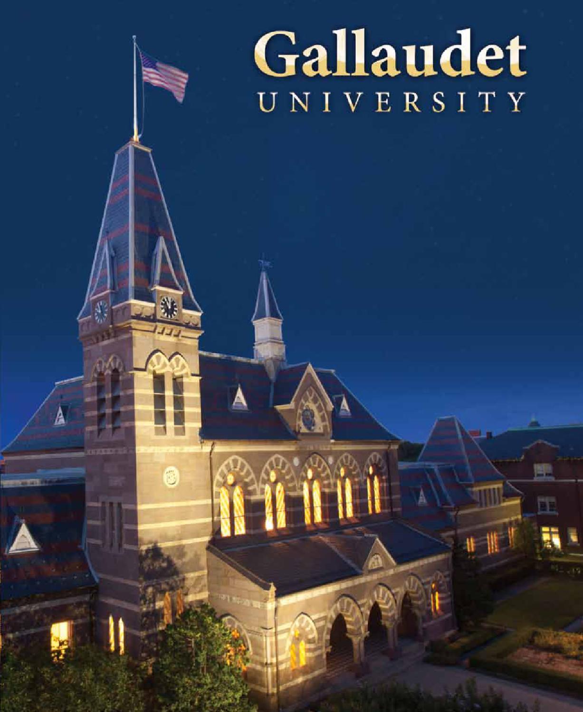 2011-2012 Undergraduate Viewbook (English) (Gallaudet ... - photo#41