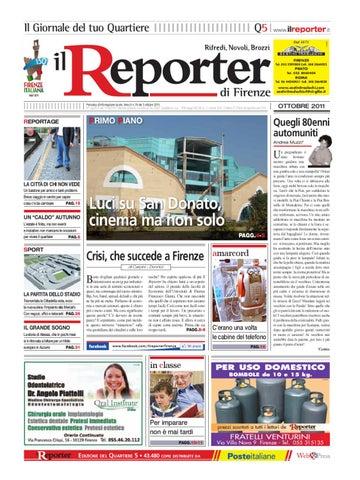 Il reporter-Quartiere 5-Ottobre 2011 by ilreporter - issuu